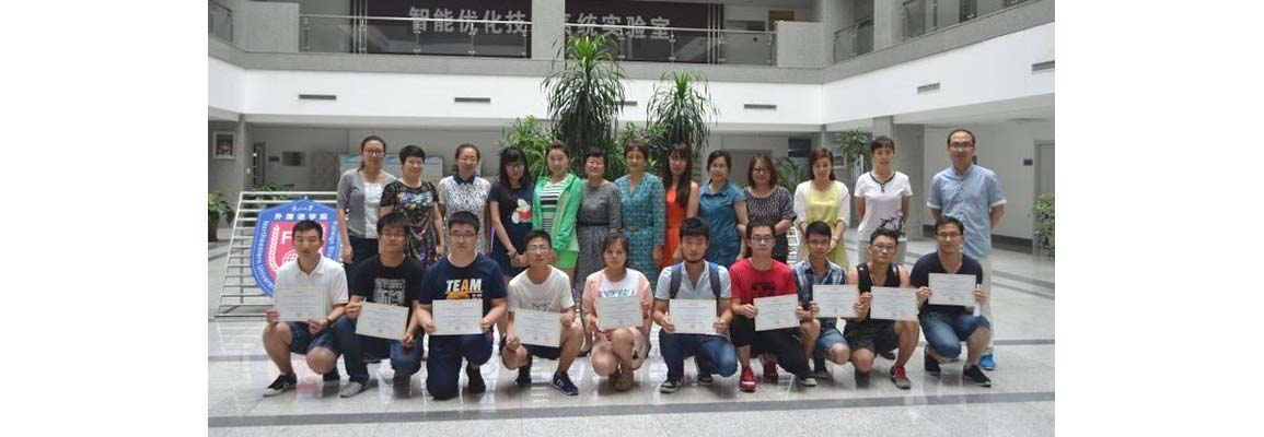 Writing Contest Winners & Teachers 2016